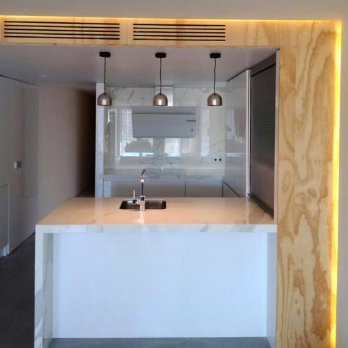 iluminación decorativa interiores